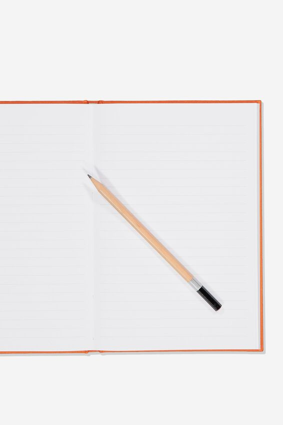 A5 Licensed Print Notebook, LCN WB HP HAGRIDS HUT
