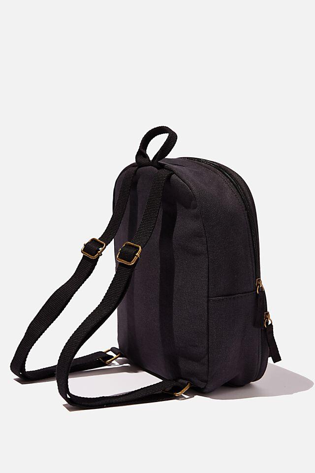 Nano Backpack, WASHED BLACK