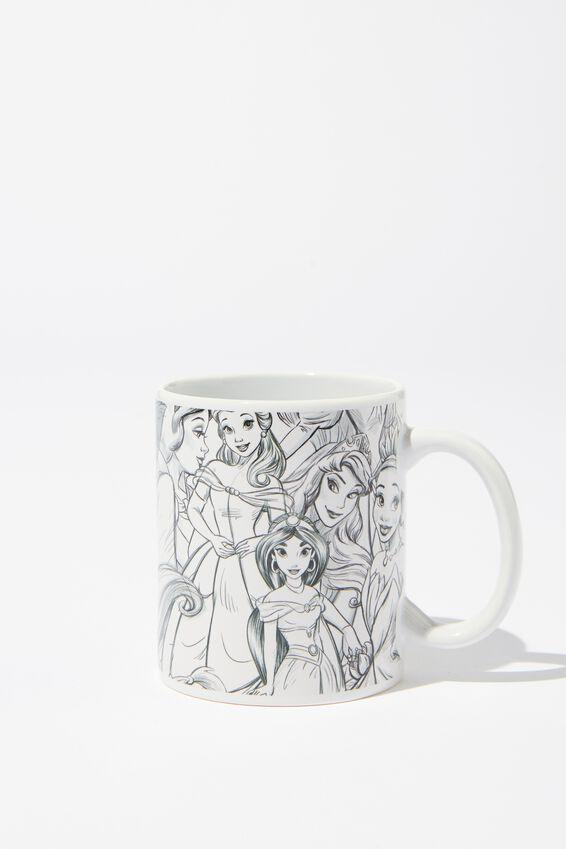 Disney Anytime Mug, LCN DIS CL PRINCESSES