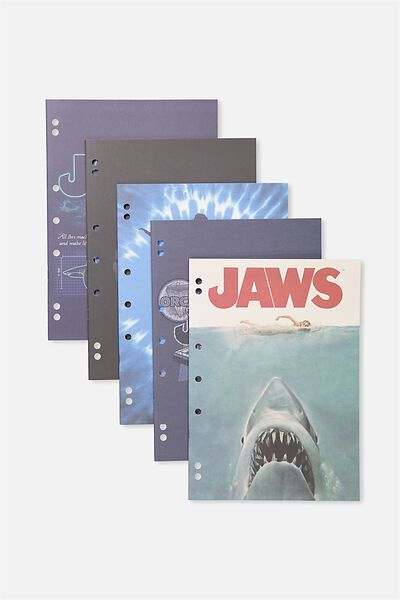 Work It Out Notebook pk 5, LCN JAWS