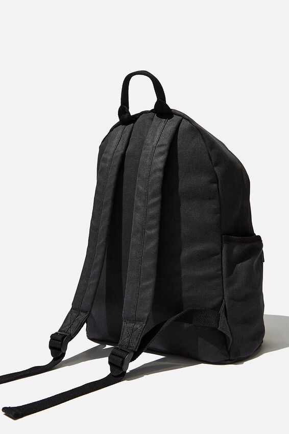 Fundamental Backpack, WASHED BLACK
