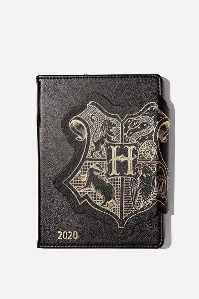 2020 A5 Shaped Diary, LCN WB HPO HOGWARTS