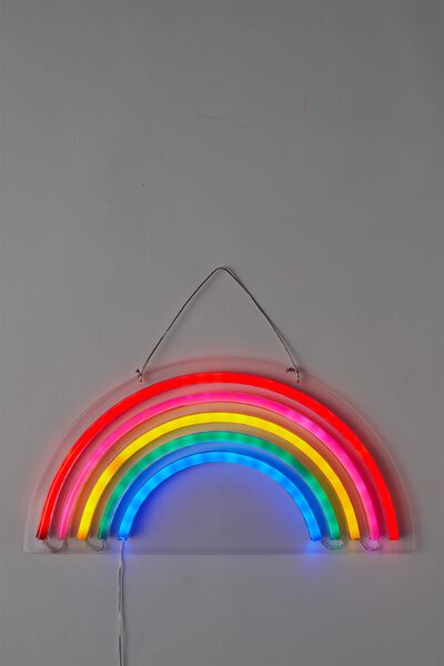Led Wall Light, RAINBOW
