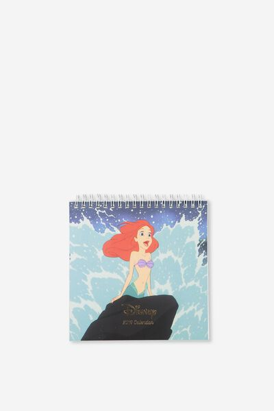 2019 Flip Desk Calendar, LCN DISNEY