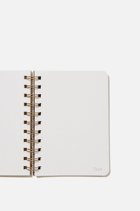 A6 Dot Daily Scribe Notebook, DRIFTWOOD