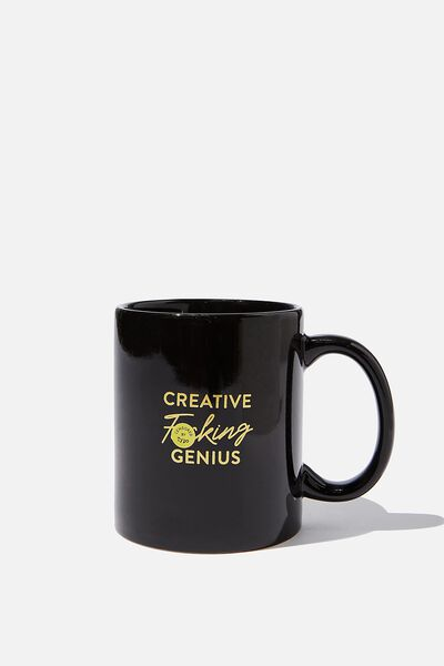Anytime Mug, CREATIVE GENIUS!!