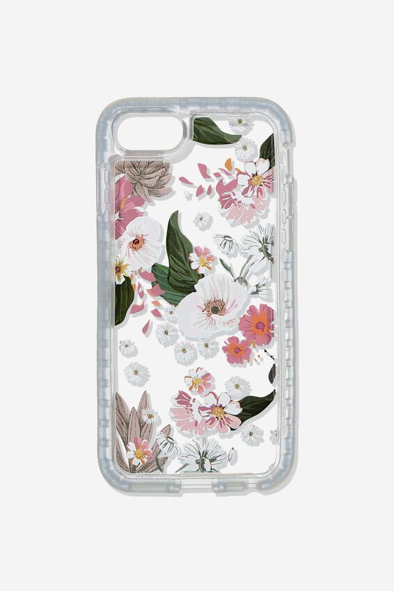 Superior Phone Case Universal 6,7,8, PEONY FLORAL