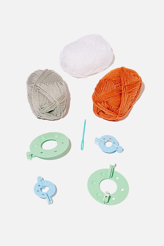 Pom Pom Maker Kit, AUTUMN