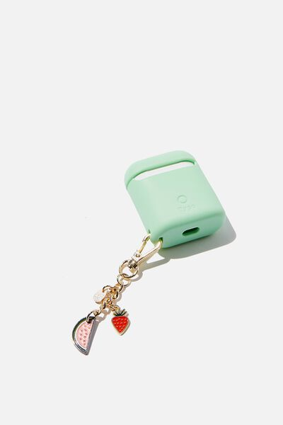 Ear Pod Charm, WATERMELON