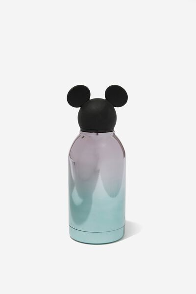 Premium Metal Drink Bottle 350Ml, LCN DIS MICKEY ELECTROPLATED