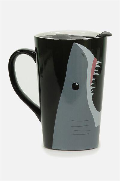 Nomad Travel Mug, SHARK