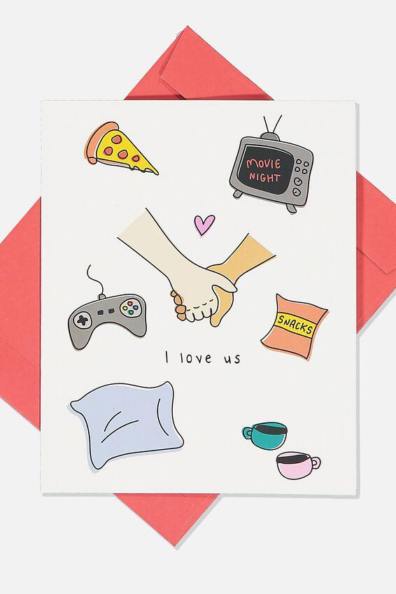 Love Card, ICONS I LOVE US