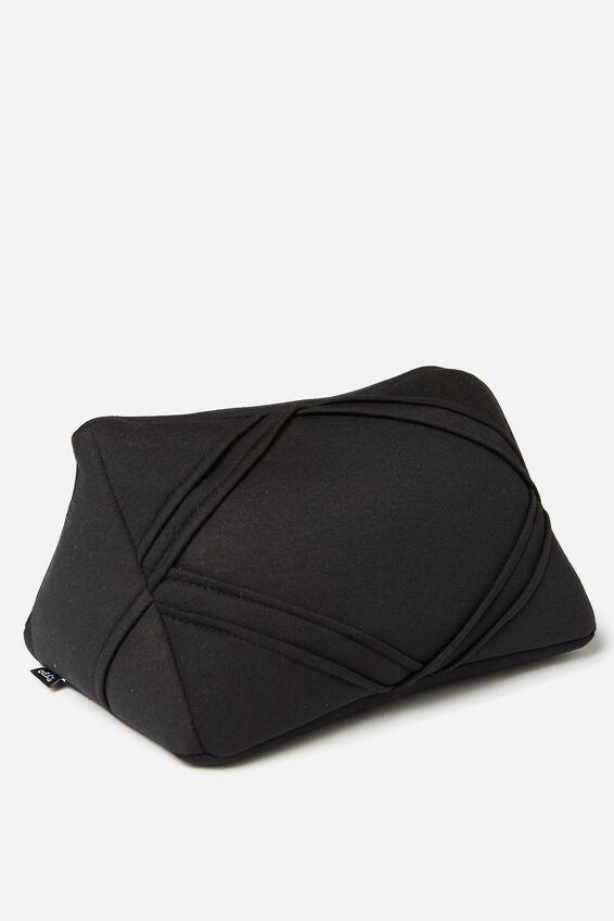 Tablet Cushion, BLACK