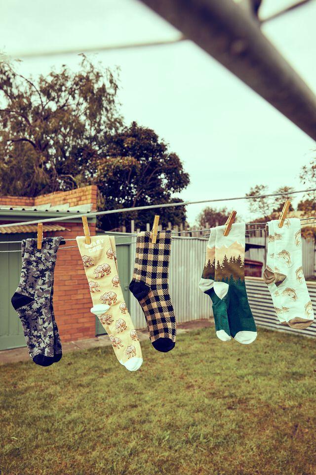 Box Of Socks, ADVENTURER (M/L)