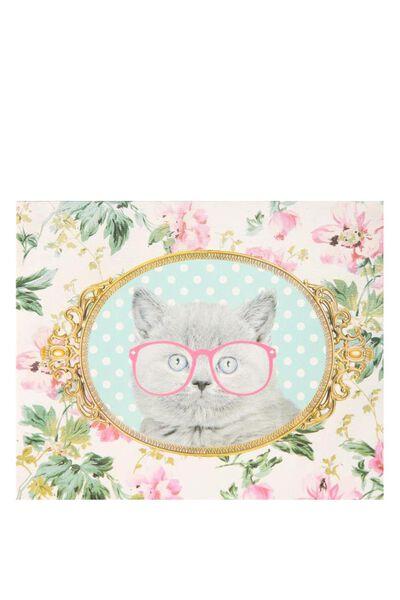 Animalistic Birthday Card, BL-KITTY