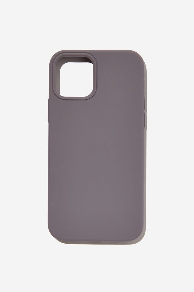 Recycled Phone Case Iphone 12, 12 Pro, LAVENDER