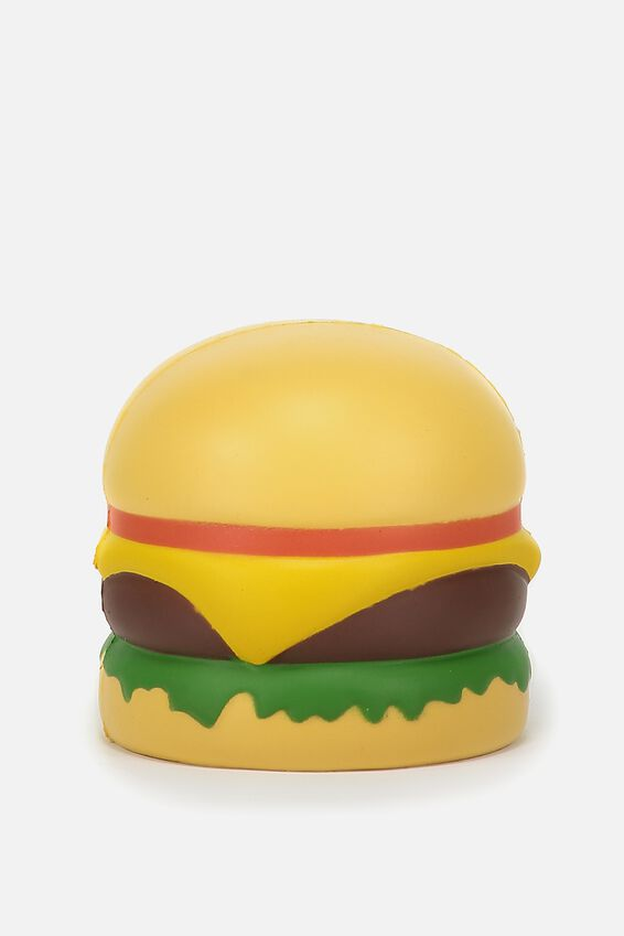 Novelty Squishy, HAMBURGER