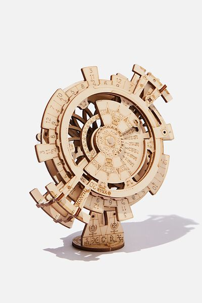 Mechanical Gears, PERPETUAL CALENDAR
