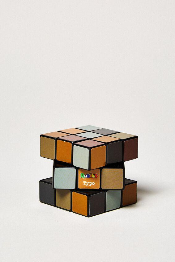 Rubiks Cube 3X3, CAMO