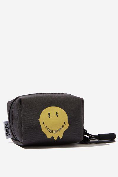 Dog Poop Bag, LCN SMI SMILEY WARPED