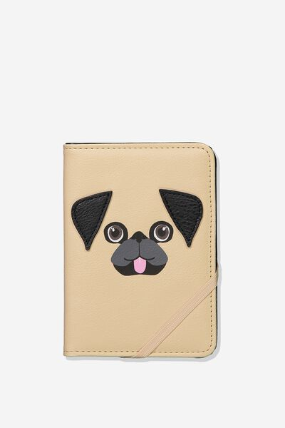 Rfid Passport Holder, NOVELTY PUG