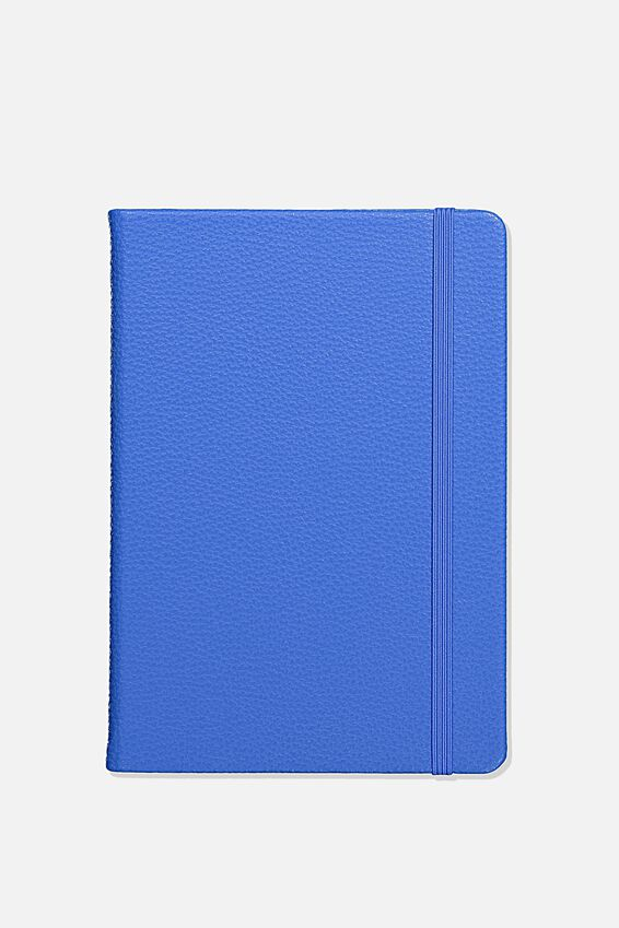 A5 Dot Buffalo Journal, COLBALT