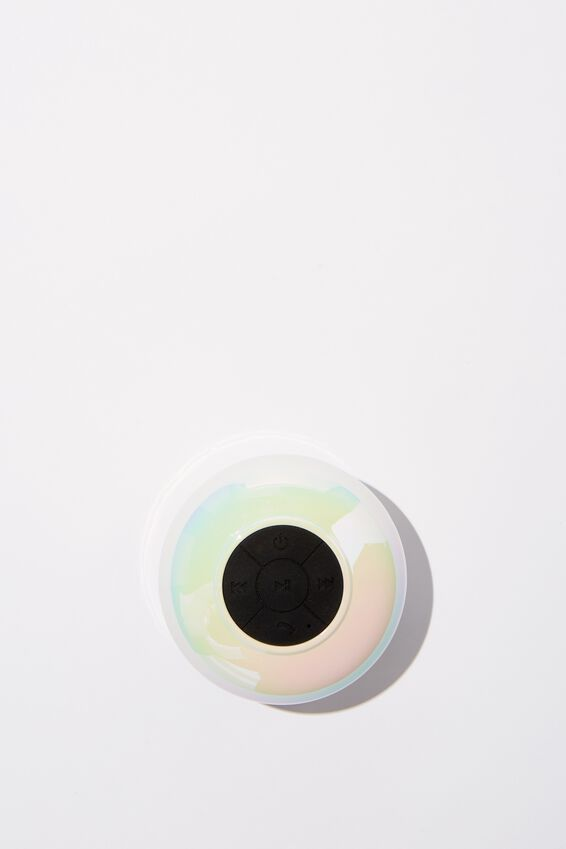 Shower Speaker, PEARLESCENT