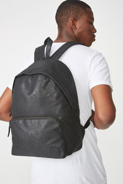 Austin Backpack, BLACK