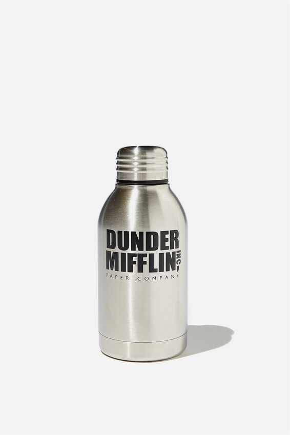 The Office Mini Metal Drink Bottle, LCN UNI DUNDER MIFFLIN