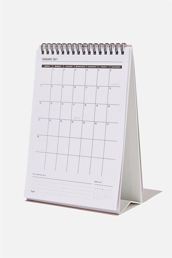 2021 Get A Date Flip Calendar, ASIAN FOOD