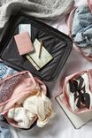 4Pc Luggage Packing Cells, PINK MULTI