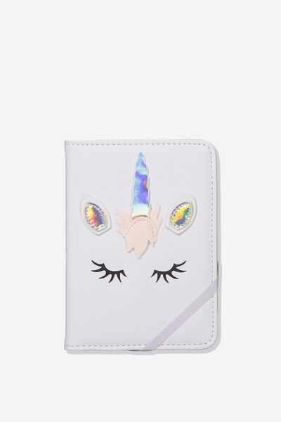 Rfid Passport Holder, NOVELTY UNICORN
