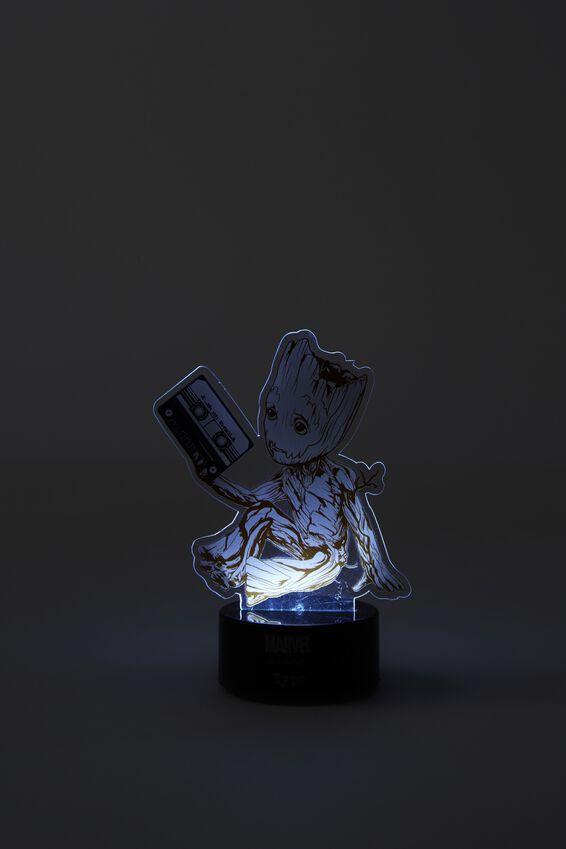Marvel Mini Acrylic Light, LCN MAR GROOT