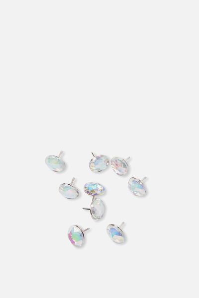 Push Pins, GEMS