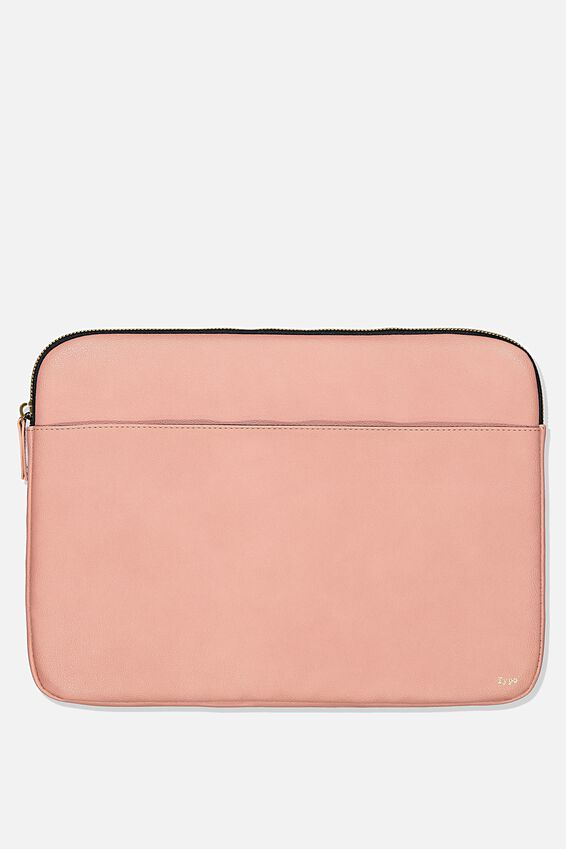 Core Laptop Cover 15 Inch, DUSTY ROSE