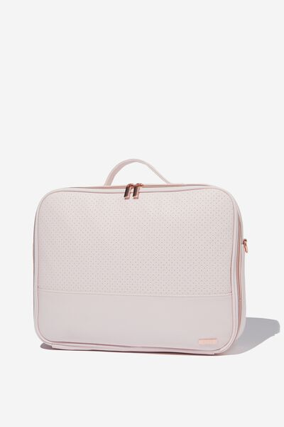 Mobile Laptop Folio, BLUSH