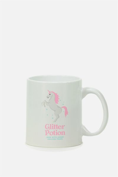 Anytime Mug, GLITTER POTION