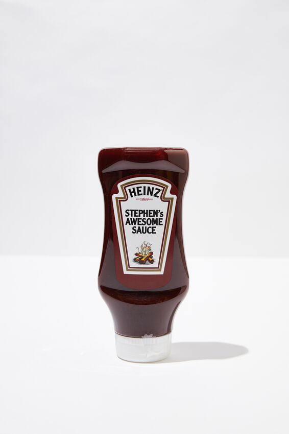 Heinz Sauce Personalised, SMOKEY BBQ