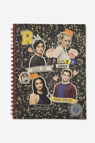 A4 Campus Notebook, LCN WB RIVERDALE