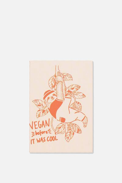 Quirky Magnets, COOL VEGAN