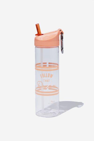 The Clipper Drink Bottle, FOLLOW THAT DREAM