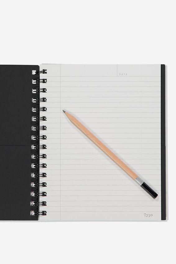 A5 Campus Notebook - Rec, PROCRASTINATION