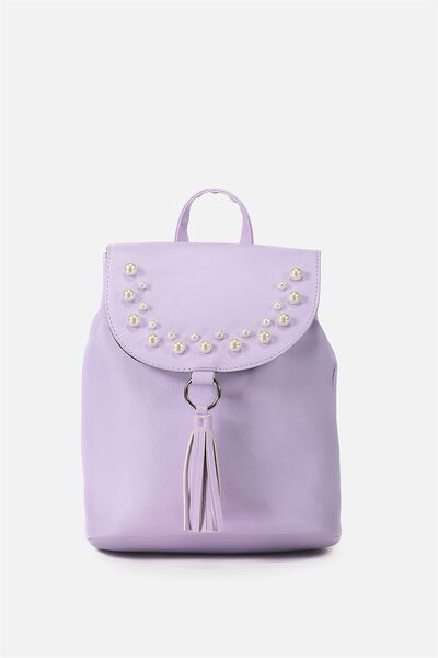Magical Backpack, LILAC PEARL