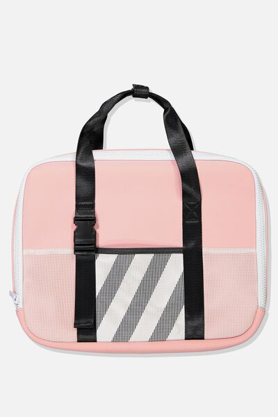 Metro Laptop Bag 15 Inch, DUSTY PINK