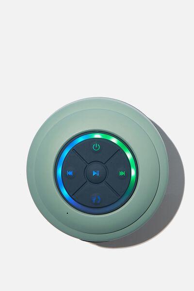 Wireless Led Shower Speaker, SOFT MOSS