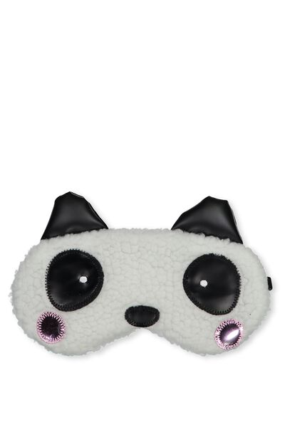 Oversized Eye Mask, PANDA