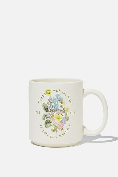 Daily Mug, TRY YOUR LUCK TOMORROW!!