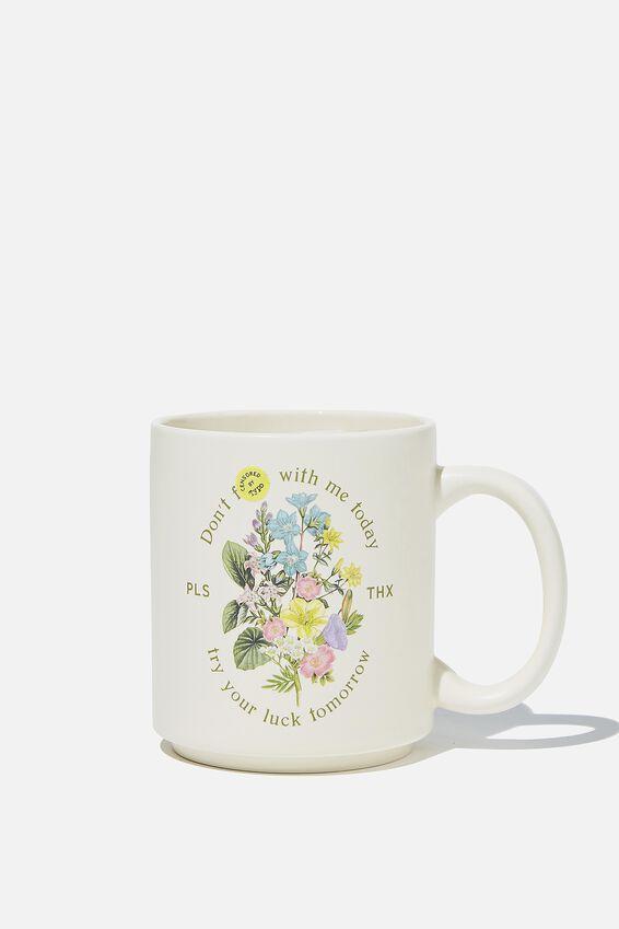Daily Mug, TRY YOUR LUCK TOMORROW!!