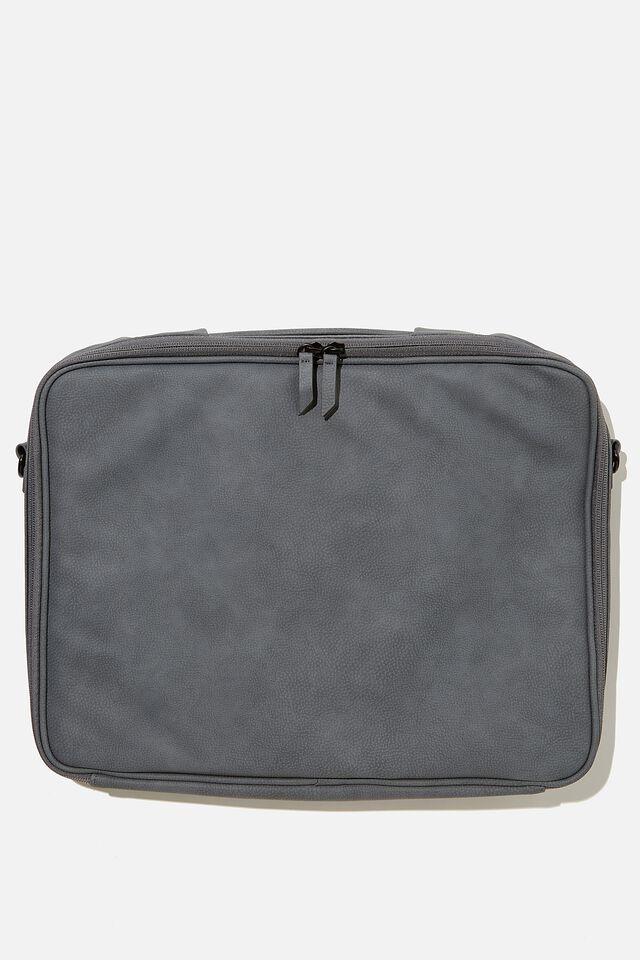 Commute Laptop Case 15 Inch, WELSH SLATE & NAVY