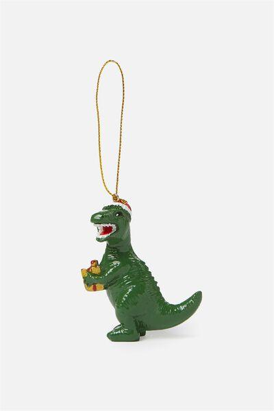 Christmas Ornament, PRESENT TREX